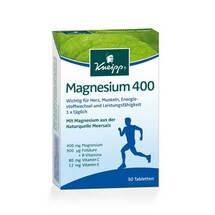 Kneipp Magnesium 400 Tabletten