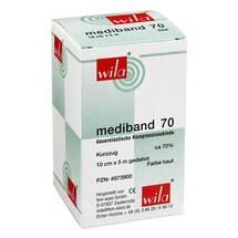 Produktbild Mediband 70 Kurzzugbinde 10 cm x 5 m hautfarben