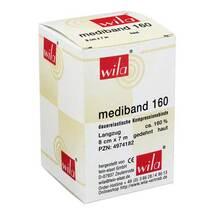 Produktbild Mediband 160 Langzugbinde 8 cm x 7 m hautfarben