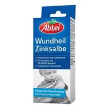 Produktbild Abtei Wundheil Zinksalbe