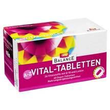 Gesund Leben A-Z Vital Tabletten