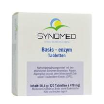 Produktbild Basis Enzym Tabletten