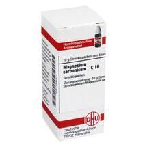 Produktbild Magnesium carbonicum C 10 Gl