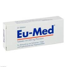 Produktbild EU-Med Tabletten