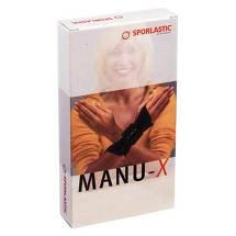 Manu-X Handgelenkorthese Größe 1 schwarz 07642