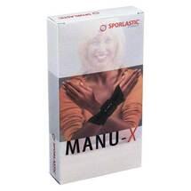 Produktbild Manu-X Handgelenkorthese Größe 2 schwarz 07642