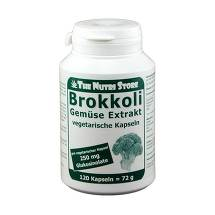 Produktbild Brokkoli Gemüse Extrakt vegetarische Kapseln