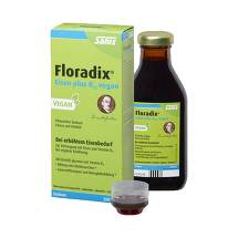 Produktbild Floradix Eisen plus B12 vegan Tonikum