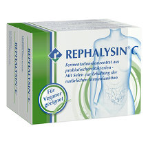 Produktbild Rephalysin C Tabletten