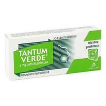 Tantum Verde 3 mg Lutschtabletten