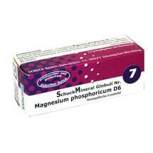 Produktbild Schuckmineral Globuli 7 Magnesium phosphoricum D6