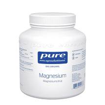 Produktbild Pure Encapsulations Magnesium Magnesiumcitrat Kapseln