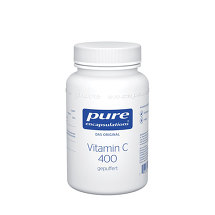Produktbild Pure Encapsulations Vitamin C 400 gepuffert Kapseln