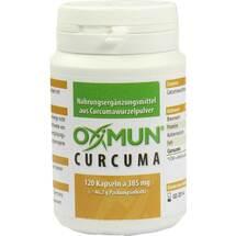 Produktbild Oximun Curcuma Kapseln