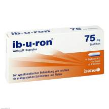 IB-U-Ron 75 mg Suppositorien