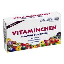 Vitaminchen Cassis Kaubonbon