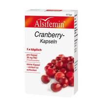 Produktbild Cranberry 36 mg Pac Alsifemin Kapseln