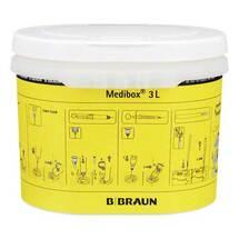 Medibox Entsorgungsbehälter 3 l