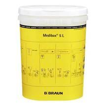 Medibox Entsorgungsbehälter 5 l