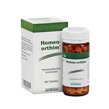 Produktbild Homeo Orthim Tabletten