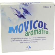Movicol aromafrei Pulver