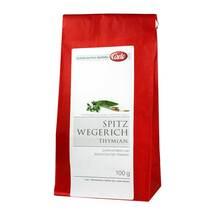 Produktbild Caelo Spitzwegerich Thymian Tee HV Packung