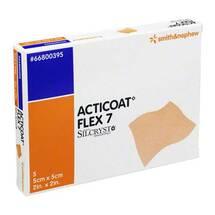 Produktbild Acticoat Flex 7 5x5 cm Verband