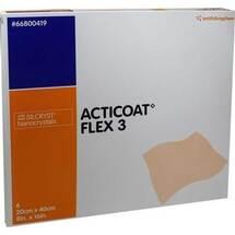 Produktbild Acticoat Flex 3 20x40 cm Verband