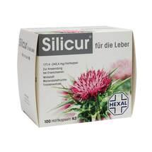 Silicur für die Leber Hartkapseln