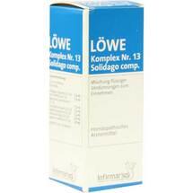 Löwe Komplex Nr.13 Solidago comp. Tropfen