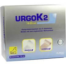 Produktbild Urgo K2 Kompresse Syst.Knöchelumf.18 - 25cm 12cm br.