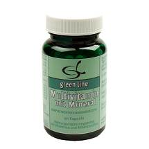 Multivitamin Mit Mineral Kapseln