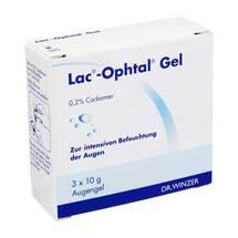 Produktbild Lac Ophtal Gel