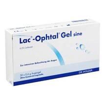 Lac Ophtal Gel sine