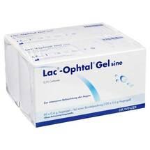 Produktbild Lac Ophtal Gel sine
