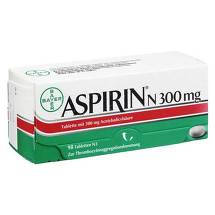 Aspirin N 300 mg Tabletten