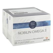 Produktbild Nobilin Omega 3 Kapseln