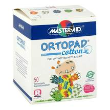 Ortopad cotton boys regular Augenokklusionspflaster