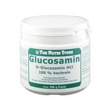Produktbild Glucosamin 100% rein Pulver