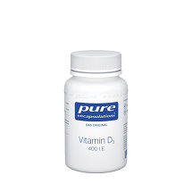 Produktbild Pure Encapsulations Vitamin D3 400 I.E. Kapseln