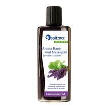 Produktbild Spitzner Haut- und Massageöl Lavendel Melisse