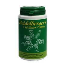 Heidelbergers 7 Kräuter Stern Bio-Qualität Pulver