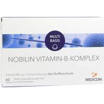 Produktbild Nobilin Vitamin-B-Komplex Kapseln