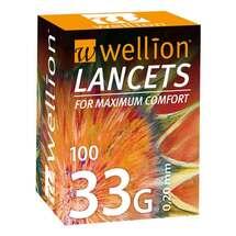 Produktbild Wellion Lancets 33 G