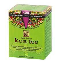 Produktbild Kur Tee Klosterkräuter Bio Beutel Salus