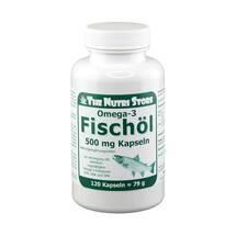 Produktbild Omega 3 Fischöl Kapseln 500 mg