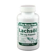 Produktbild Fischöl Kapseln 500 mg