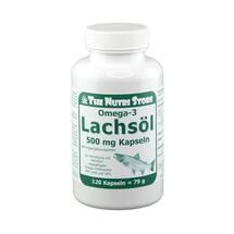 Produktbild Lachsöl Kapseln 500 mg