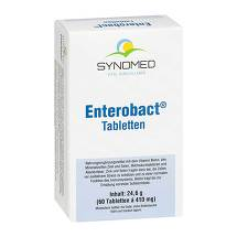 Produktbild Enterobact Tabletten