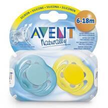 Produktbild Avent Schnuller Freeflow Trend 6 - 18 Mon.BPA-frei